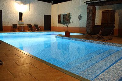 La piscine du Patiobleu