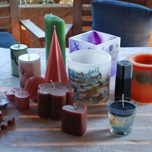 Ateliers de bougies